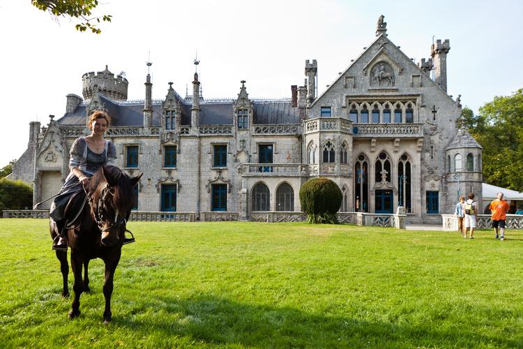 Historique du château de Keriolet à Concarneau