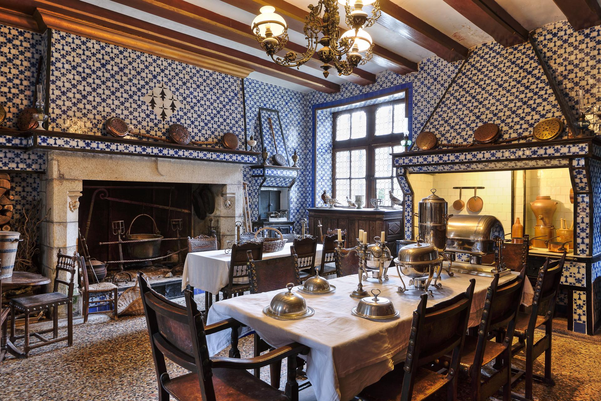 historique chateau de keriolet visite historique mus e salle de r ception mariage dans le. Black Bedroom Furniture Sets. Home Design Ideas